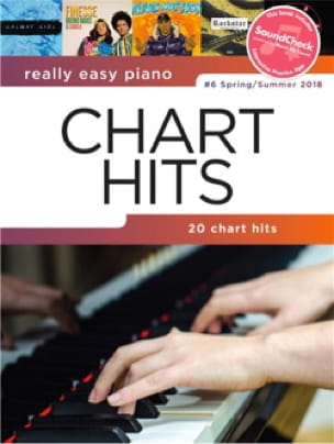 Really Easy Piano - Chart Hits 6 - Partition - laflutedepan.com