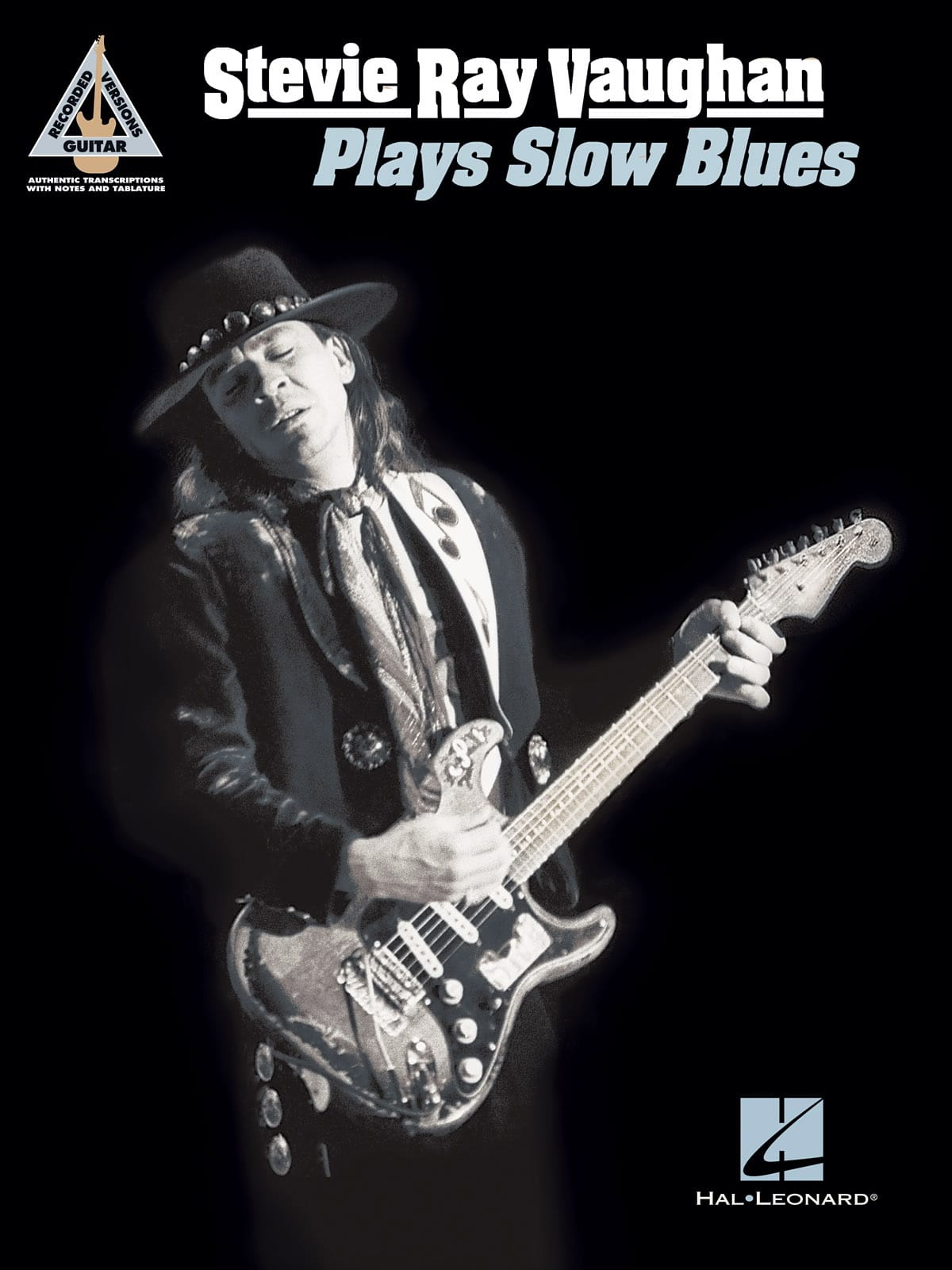 Stevie Ray Vaughan - Stevie Ray Vaughan - Slow Blues Plays - Partition - di-arezzo.co.uk