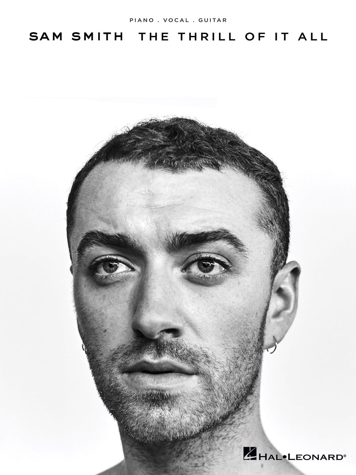 The Thrill of It All - Sam Smith - Partition - laflutedepan.com
