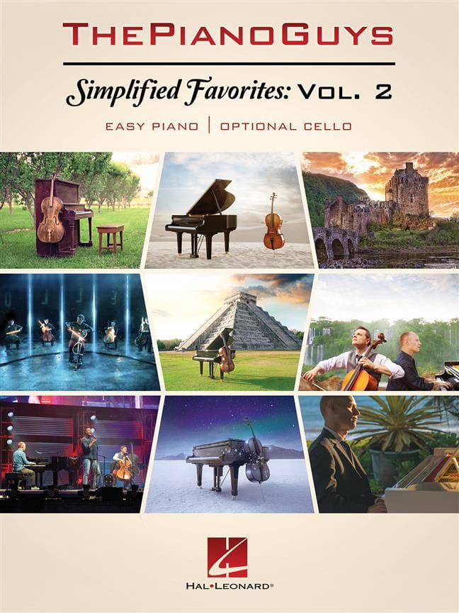 ThePianoGuys - Simplified Favorites - Volume 2 - Partition - di-arezzo.com