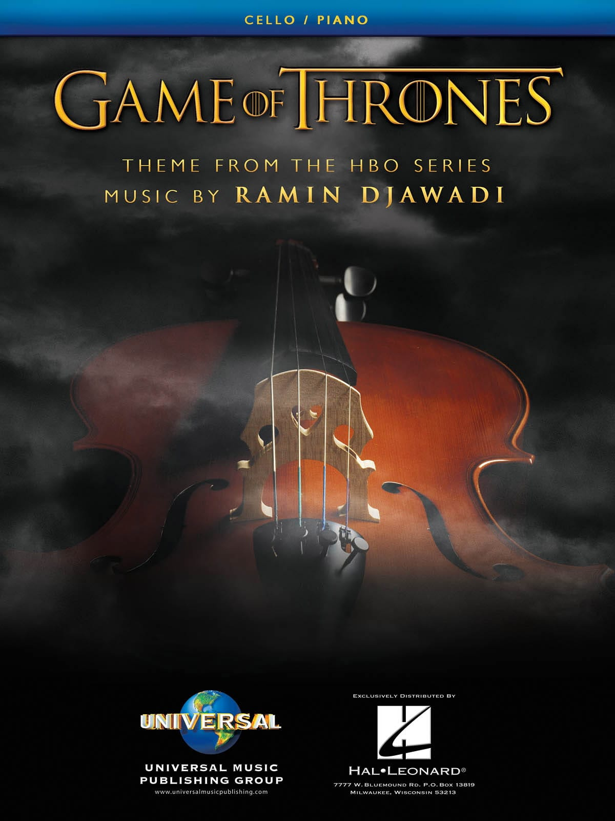 - Game of Thrones - Thème de la Serie TV - Partition - di-arezzo.fr