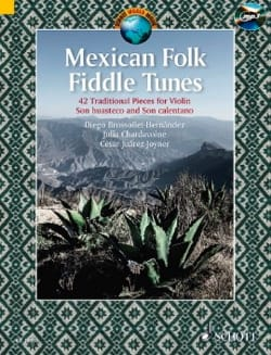Traditionnel - Mexican Folk Fiddle Tunes - Partition - di-arezzo.co.uk