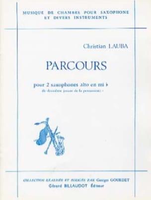 Christian Lauba - course - Partition - di-arezzo.co.uk