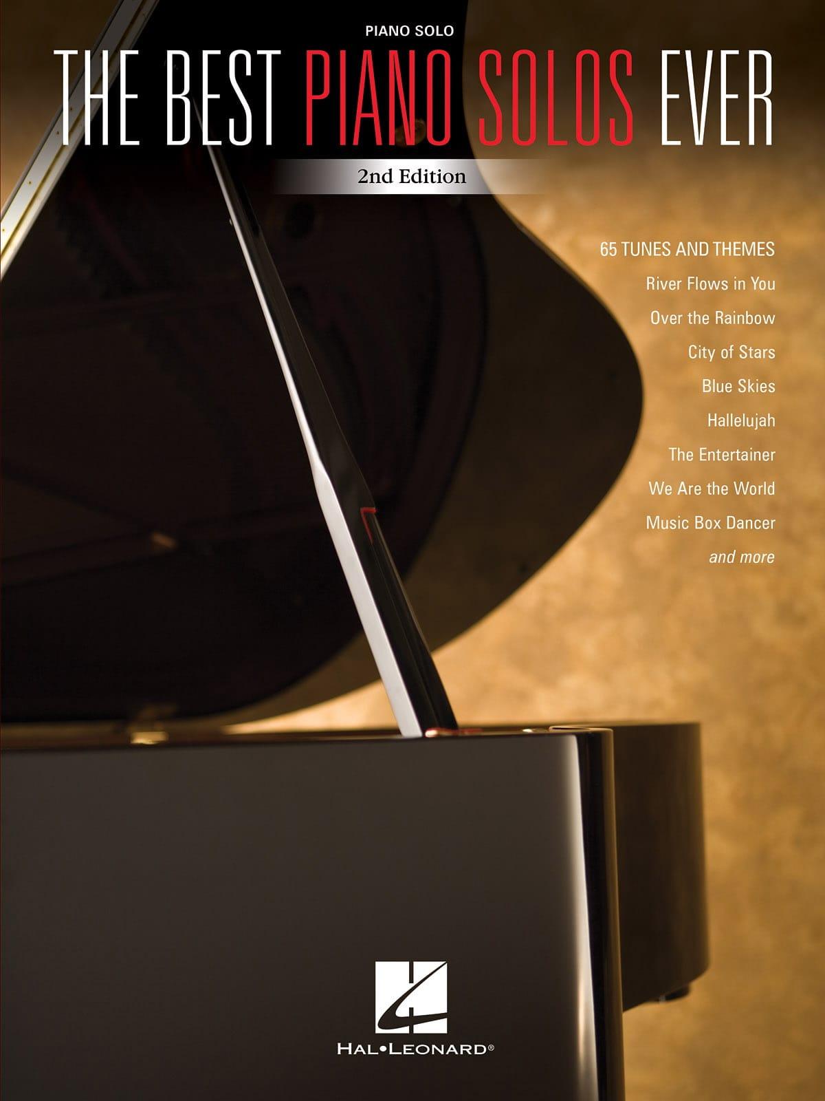 - Los mejores solos de piano de todos los tiempos - Partition - di-arezzo.es