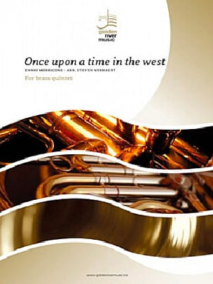 Ennio Morricone - Once upon a time in the West - Brass Quintet - Partition - di-arezzo.com
