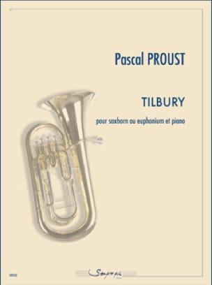 Tilbury - Pascal Proust - Partition - Tuba - laflutedepan.com
