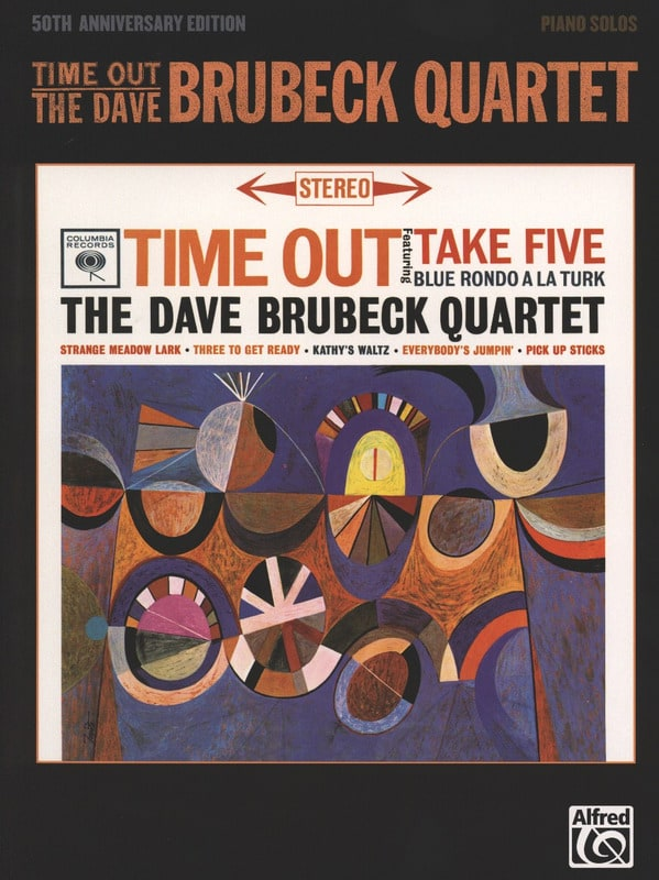 Dave Brubeck - Time Out: The Dave Brubeck Quartet - Partition - di-arezzo.co.uk