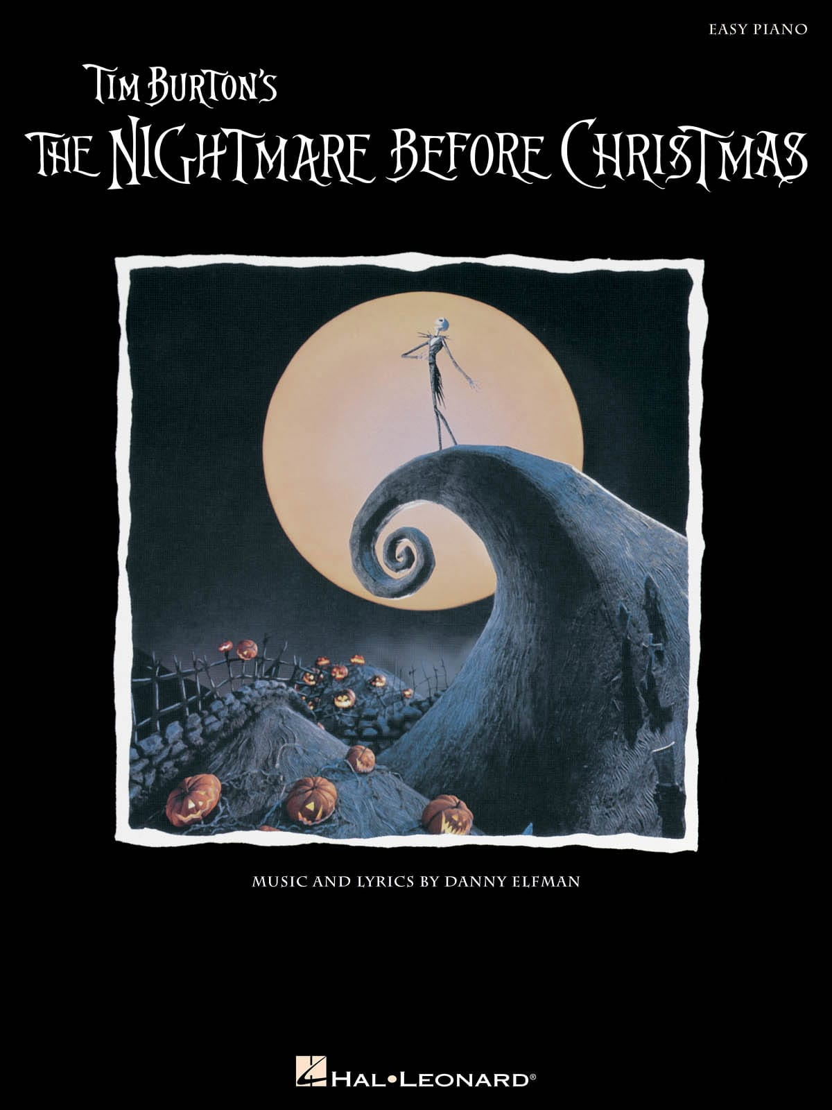 Danny Elfman - The Strange Christmas of Monsieur Jack - Movie Music - Partition - di-arezzo.co.uk