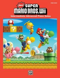 Musique de Jeux Vidéo - New Super Mario Bros. Wii - Partition - di-arezzo.com