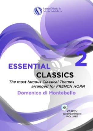 Essential Classics - Volume 2 - Partition - Cor - laflutedepan.com