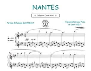Barbara - Nantes - Partition - di-arezzo.com