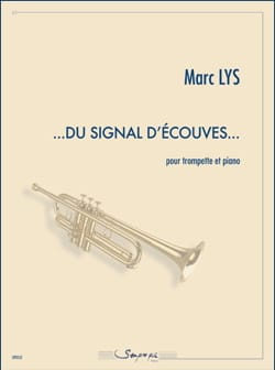 Marc Lys - ... From the Signal d'Ecouves ... - Partition - di-arezzo.co.uk