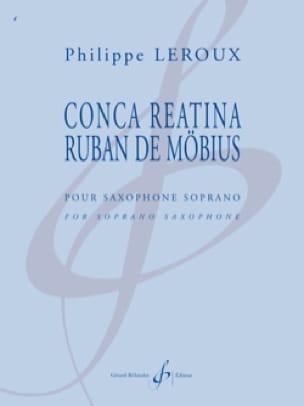 Conca Reatina - Ruban de Möbius - Philippe Leroux - laflutedepan.com