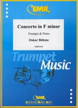Oskar Böhme - Concerto In F Minor - Partition - di-arezzo.com