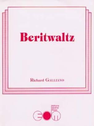 Beritwaltz - Richard Galliano - Partition - laflutedepan.com
