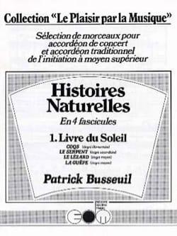 Histoires Naturelles - Volume 1, Le Livre du Soleil - laflutedepan.com