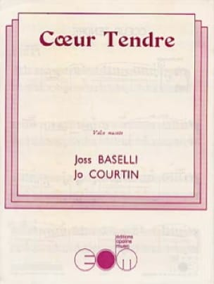Coeur Tendre - Joss Baselli & Jo Courtin - laflutedepan.com