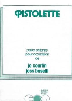 Pistolette - Joss Baselli & Jo Courtin - Partition - laflutedepan.com