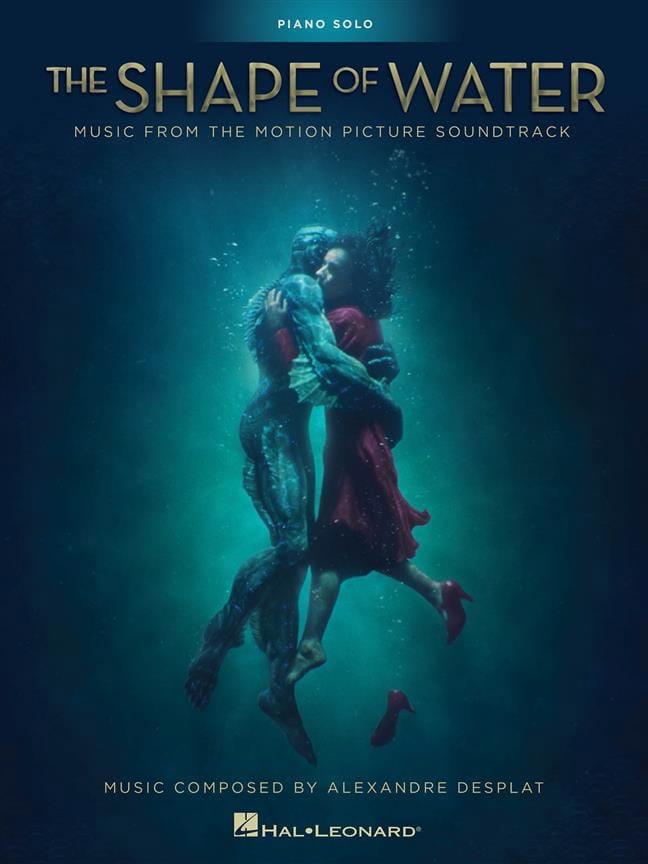 La Forme de l'eau - Musique du Film - laflutedepan.com
