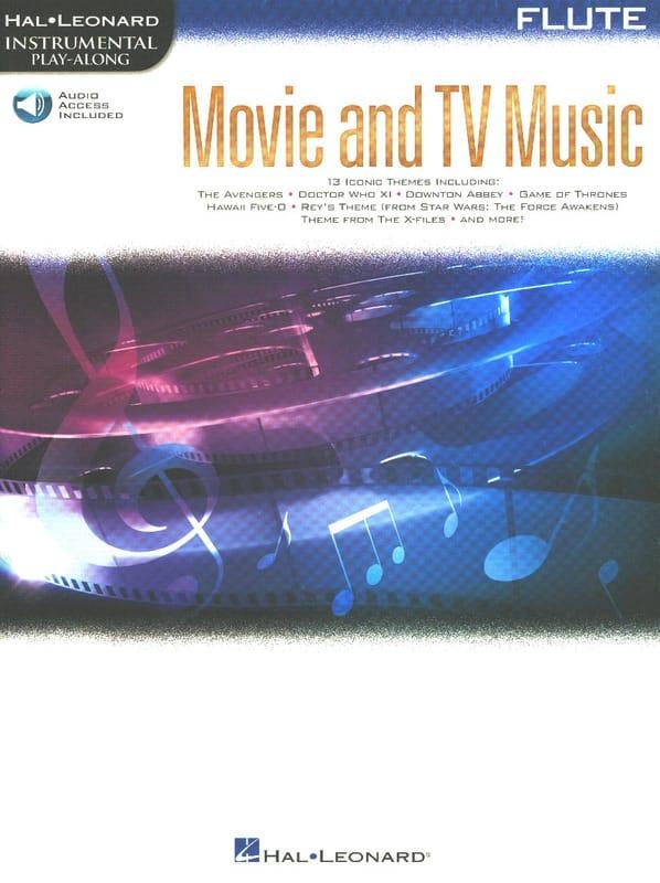 Movie and TV Music for Flute - Partition - laflutedepan.com