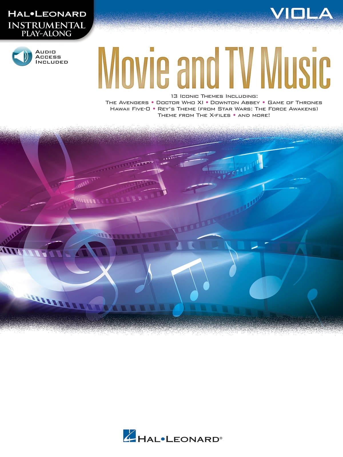 Movie and TV Music for Viola - Partition - Alto - laflutedepan.com