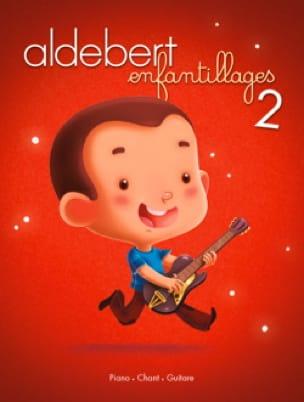 Enfantillages 2 - Aldebert - Partition - laflutedepan.com