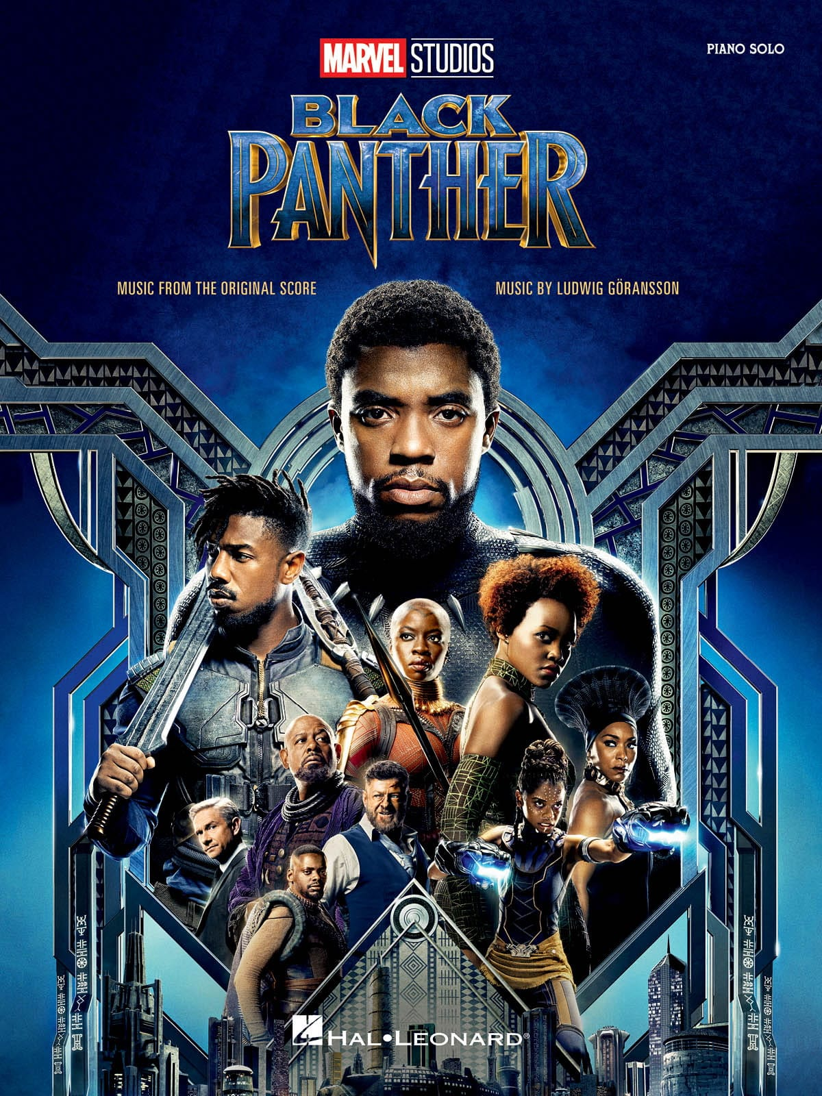 Marvel Studios - Black Panther - Movie Soundtrack - Partition - di-arezzo.co.uk