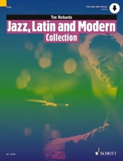 Tim Richards - Jazz, Latin and Modern Collection - Partition - di-arezzo.com