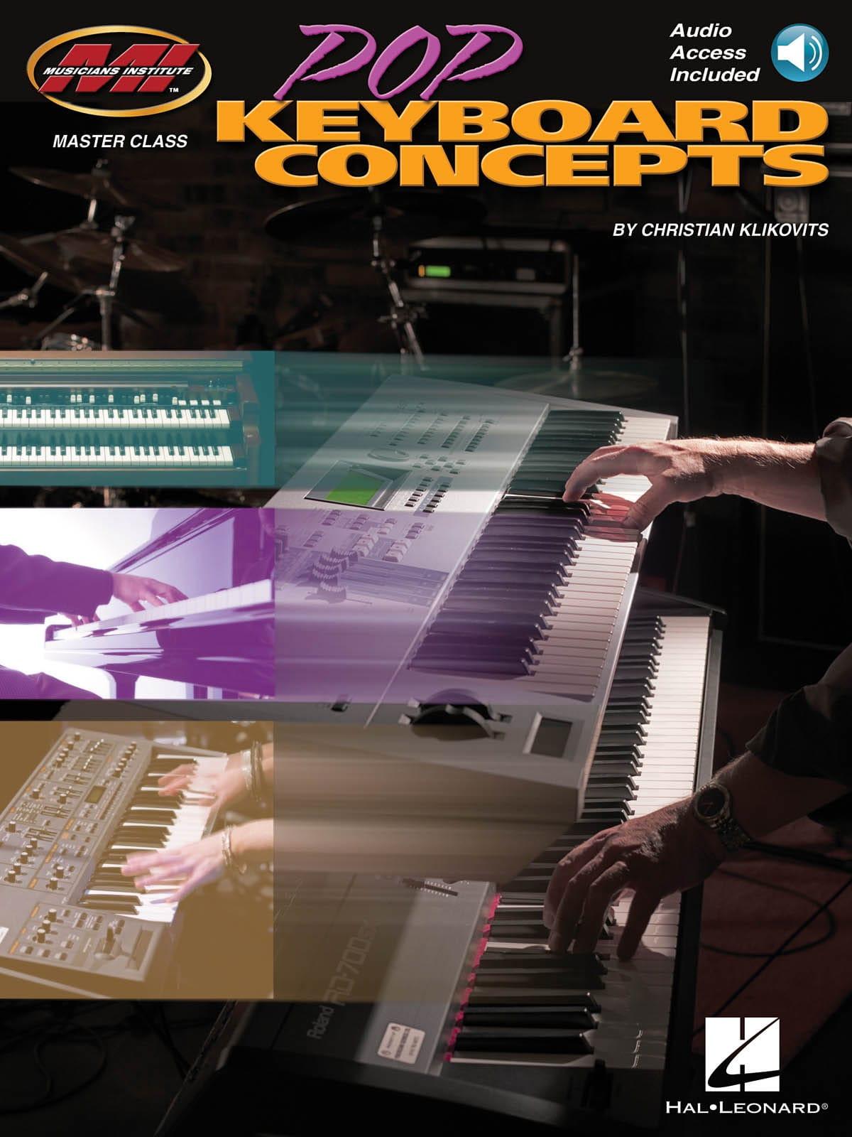 Pop Keyboard Concepts - Christian Klikovits - laflutedepan.com
