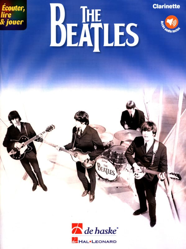 DE HASKE - Play Play and Play - The Beatles - Clarinet - Partition - di-arezzo.co.uk