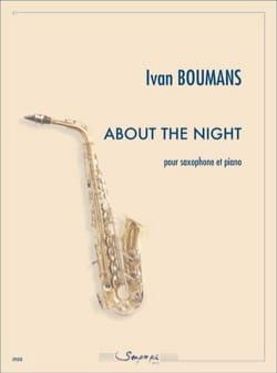 About The Night - Ivan Boumans - Partition - laflutedepan.com