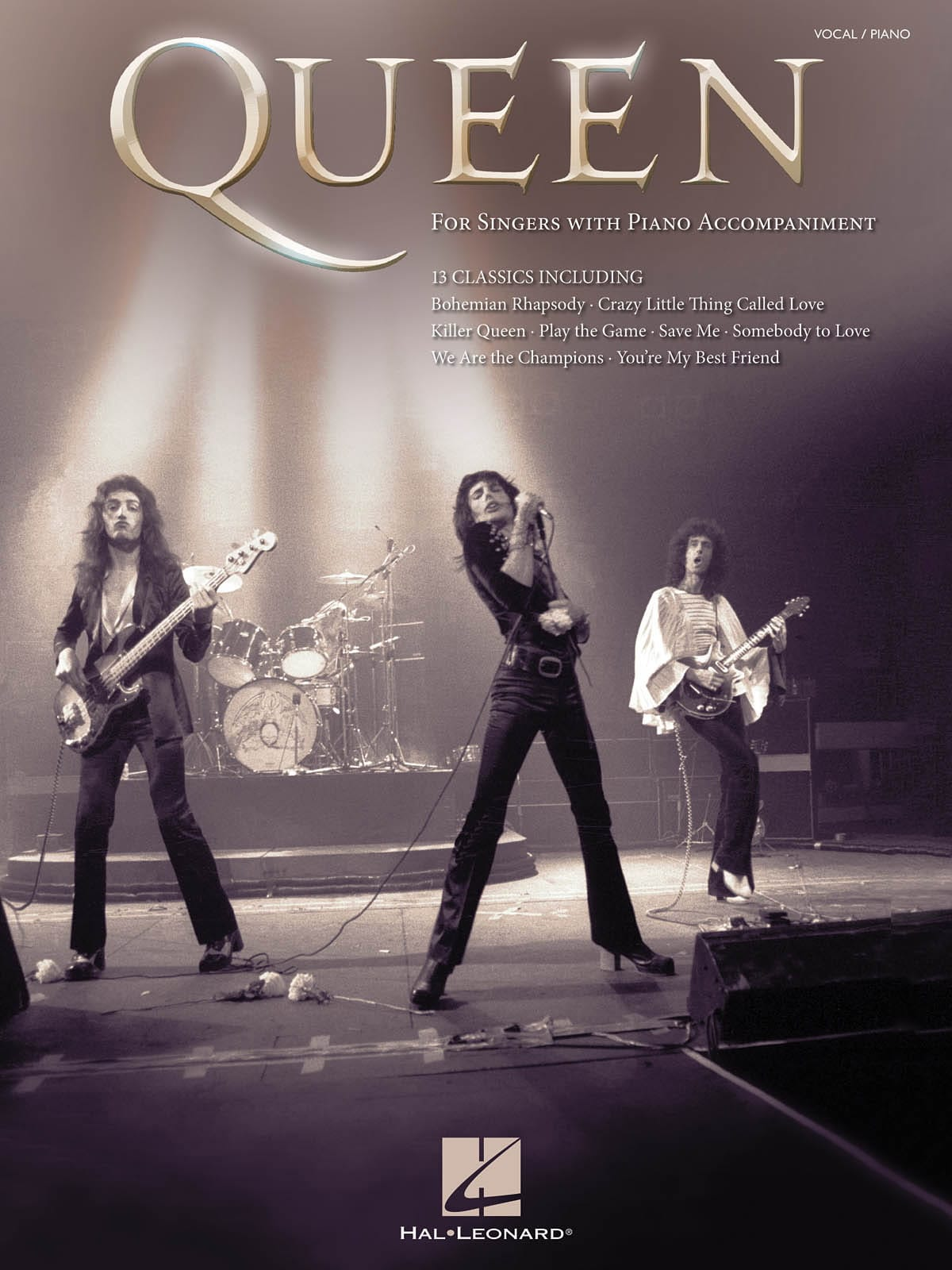 Queen - For Singers with Piano Accompaniment - Partition - di-arezzo.fr