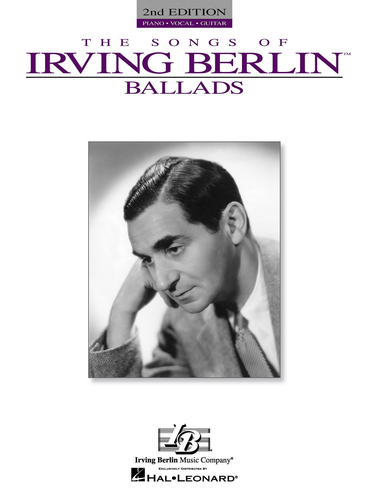 Ballads - 2nd Edition - Irving Berlin - Partition - laflutedepan.com