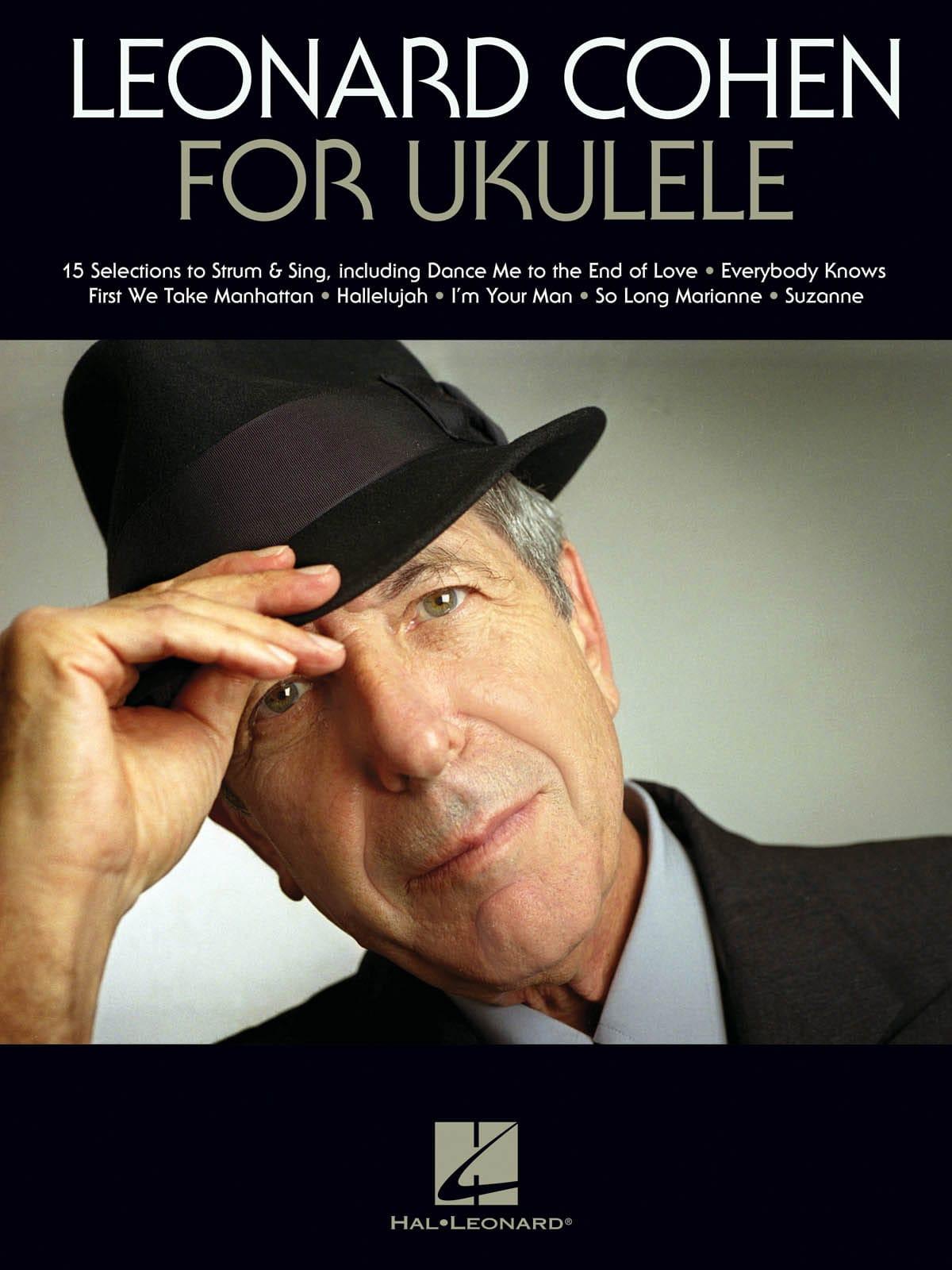 Leonard Cohen - Leonard Cohen for Ukulele - Partition - di-arezzo.com