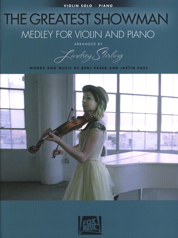 Lindsey Stirling - El mejor showman - violín medley - Partition - di-arezzo.es
