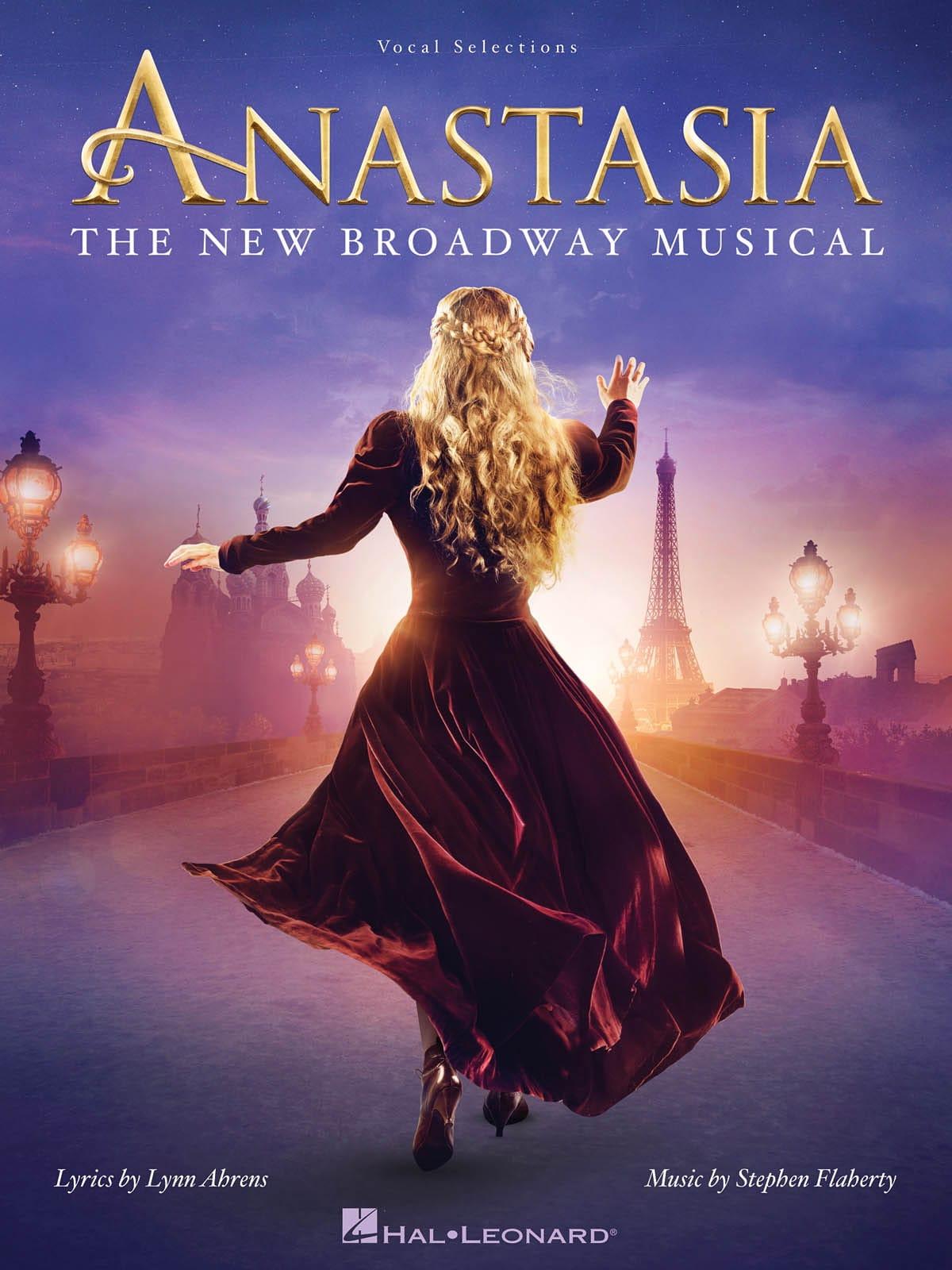 Anastasia, The New Broadway Musical - Vocal Selection - laflutedepan.com