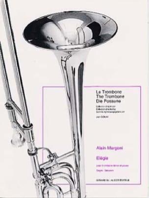 Alain Margoni - Elegy - Partition - di-arezzo.com