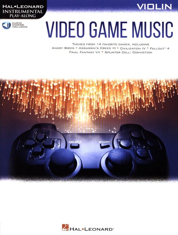 Video Game Music for Violin - Musique de Jeux Vidéo - laflutedepan.com