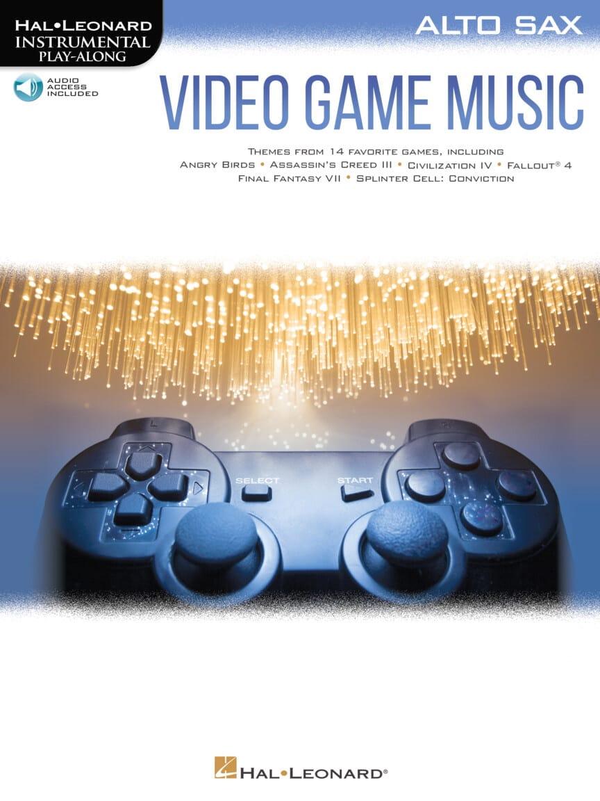 Video Game Music for Alto Sax - laflutedepan.com