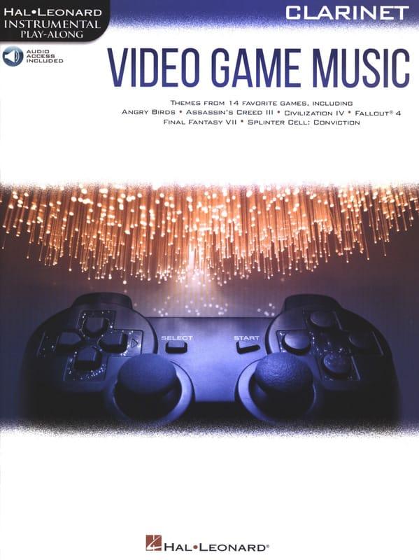 Video Game Music for Clarinet - laflutedepan.com