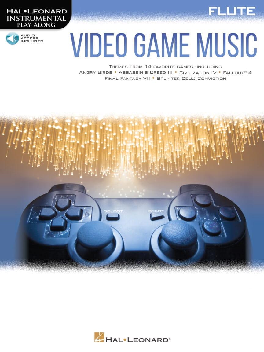 Video Game Music for Flute - Musique de Jeux Vidéo - laflutedepan.com