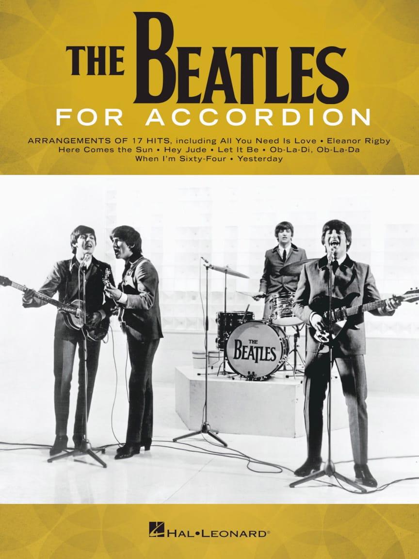Beatles - The Beatles for Accordion - Partition - di-arezzo.com