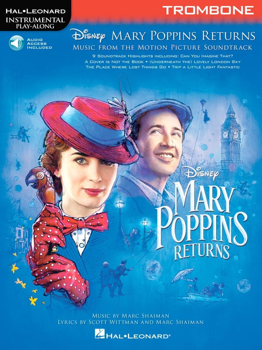 Le Retour de Mary Poppins - Musique du Film - laflutedepan.com