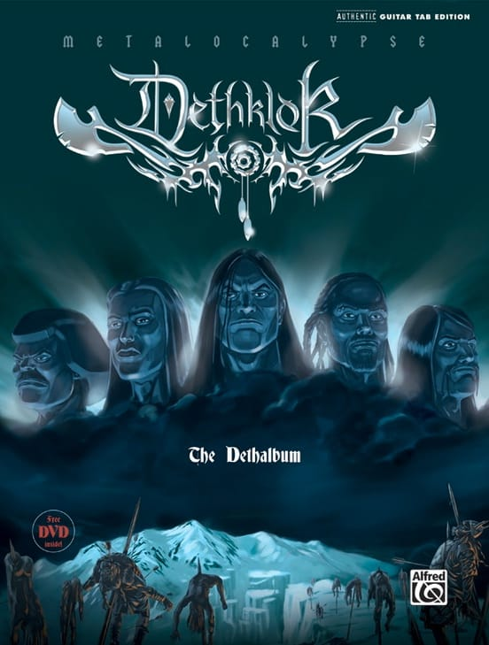 Dethklok: The Dethalbum - Metalocalypse - Dethklok - laflutedepan.com