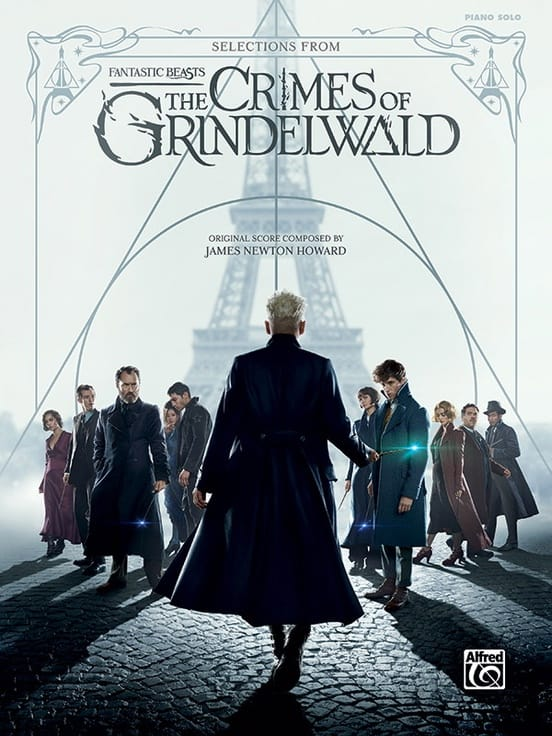 James Newton Howard - Fantastic Animals: The Crimes of Grindelwald - Film Music - Partition - di-arezzo.com