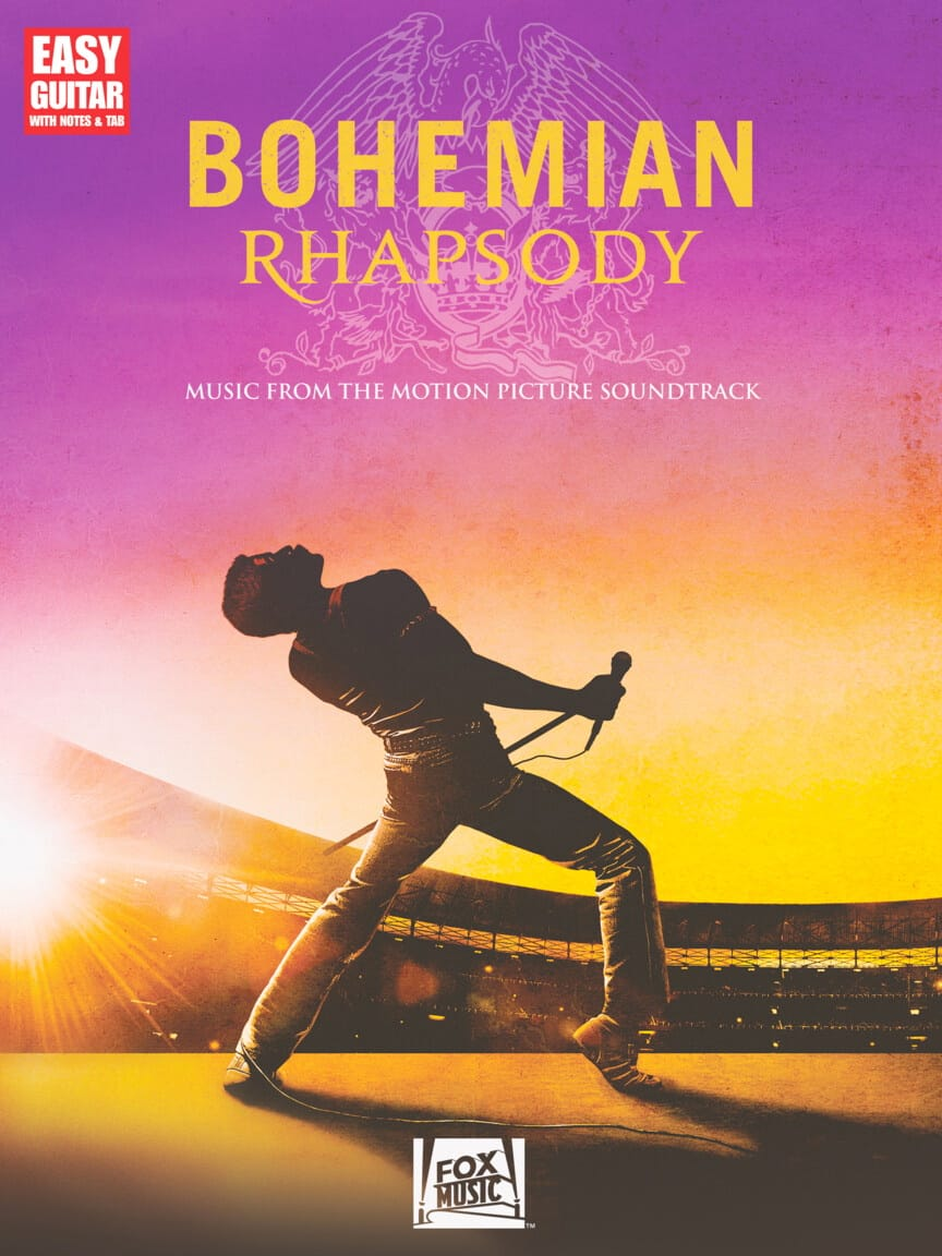 Bohemian Rhapsody - Guitare Facile - Queen - laflutedepan.com