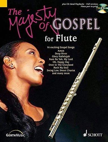 The Majesty of Gospel - Partition - laflutedepan.com