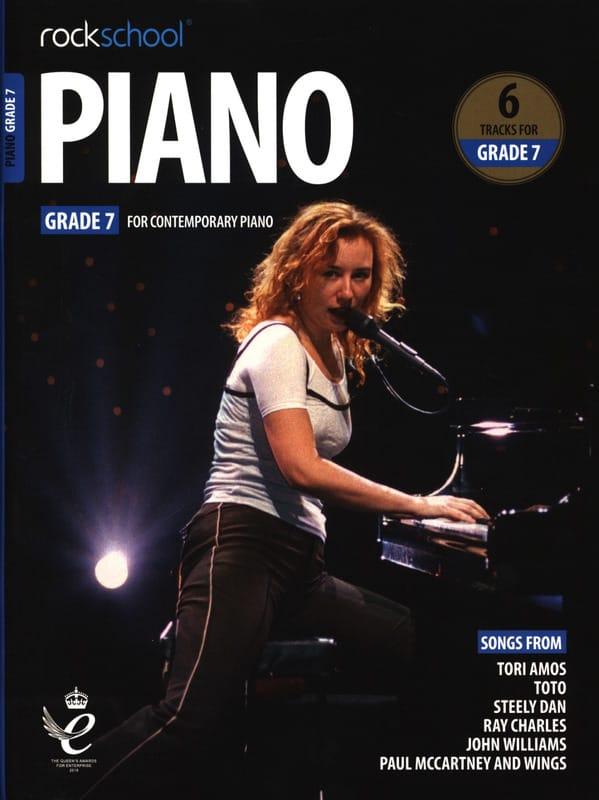 Rockschool Piano Grade 7 - 2019 - Partition - laflutedepan.com