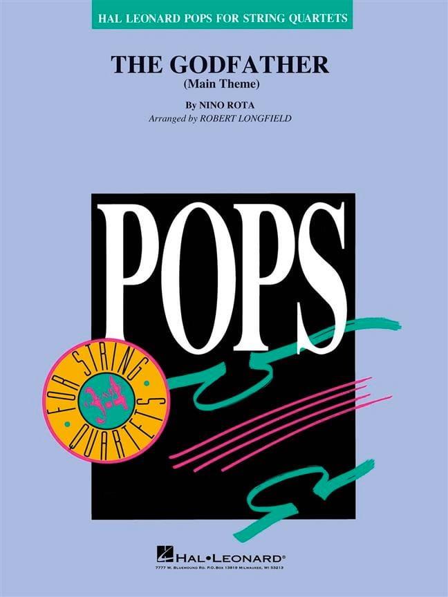 The Godfather (Main Theme) - Pops For String Quartets - laflutedepan.com