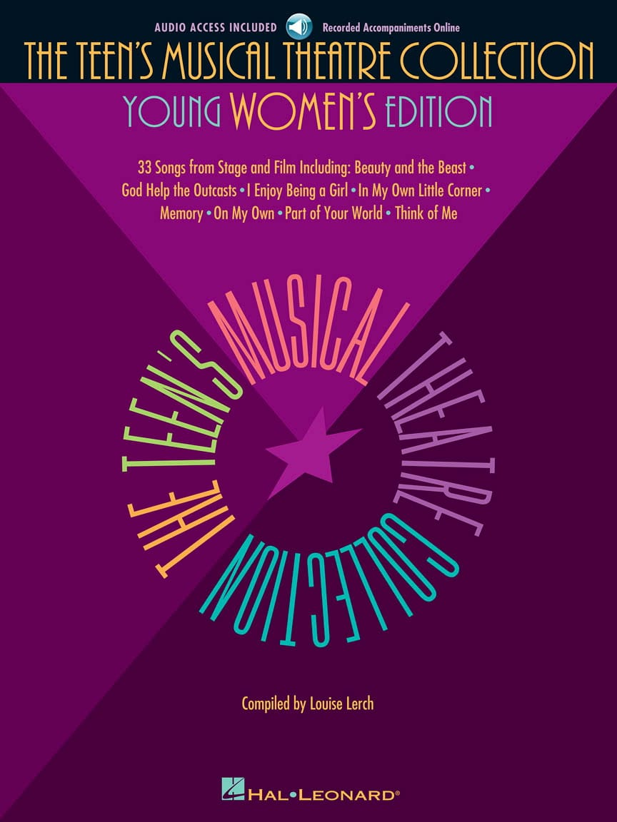The Teen's Musical Theatre Collection - Young Women's Edition - laflutedepan.com